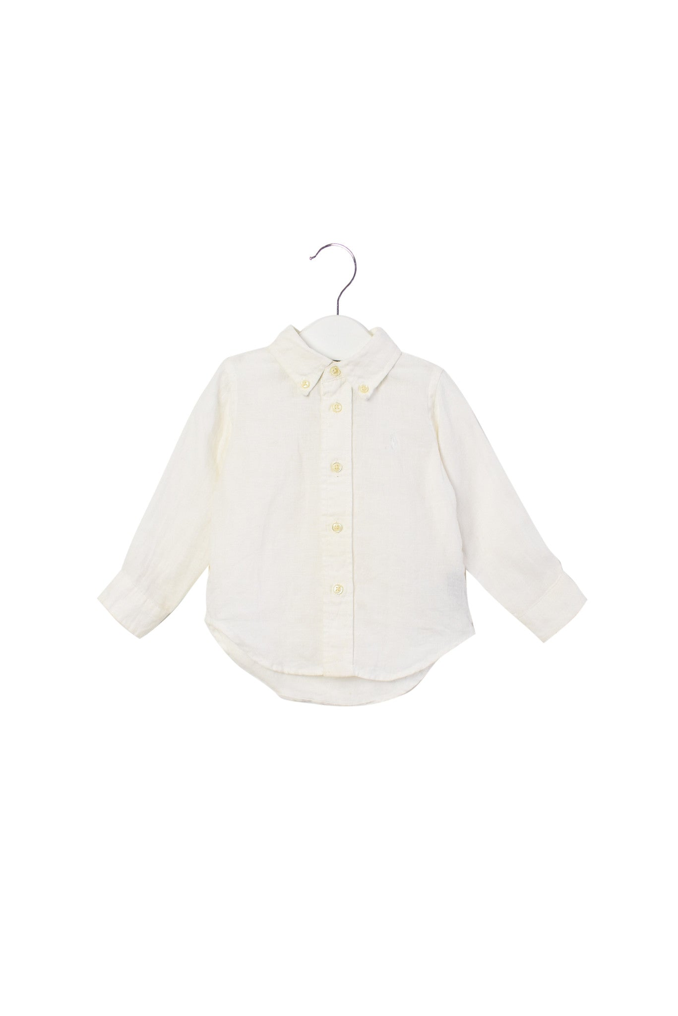 10003536 Ralph Lauren Baby~Shirt 12M at Retykle
