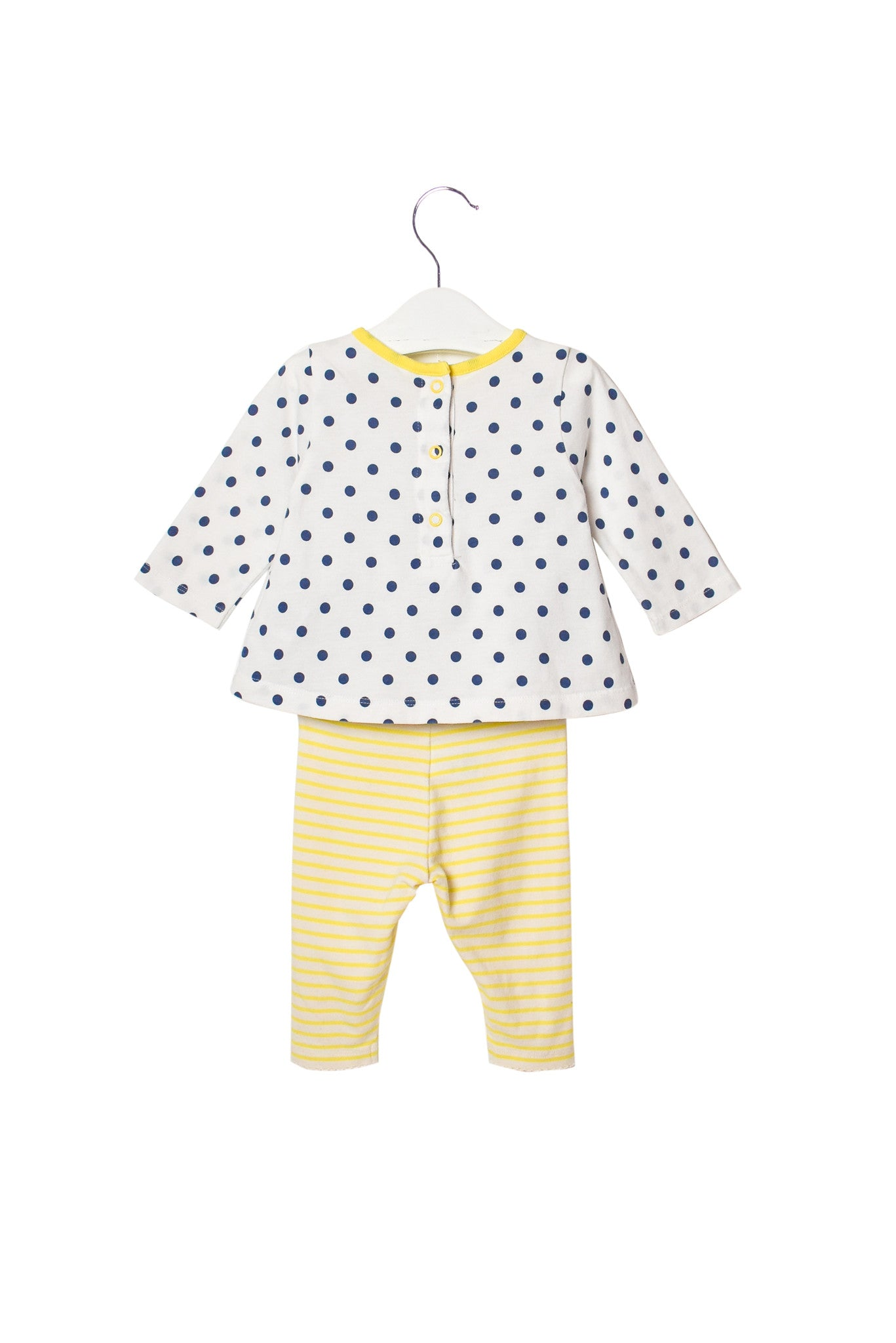 db59da32f8a69 10003552 Mini Boden Baby~Top and Leggings 0-3M at Retykle