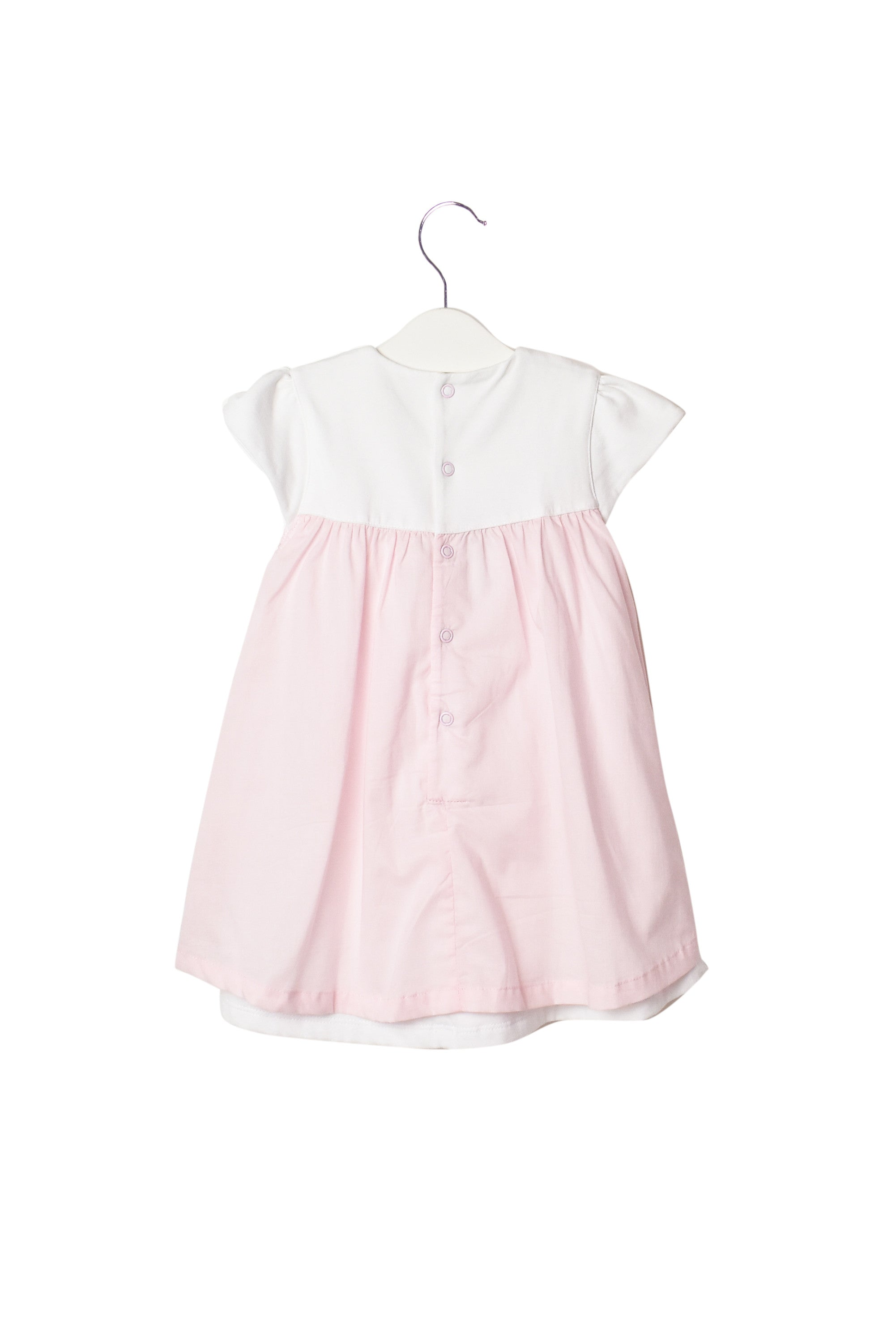 RF10004921 Emile et Rose Baby~Dress and Bloomer 12M at Retykle