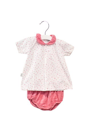 10028211 Babidu Baby~Top and Bloomer Set 24M at Retykle