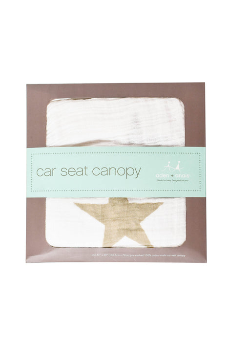 10003737 Aden & Anais Baby~Car Seat Canopy at Retykle