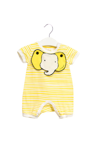 10019995 Jim Thompson Baby~Romper 1-3M at Retykle