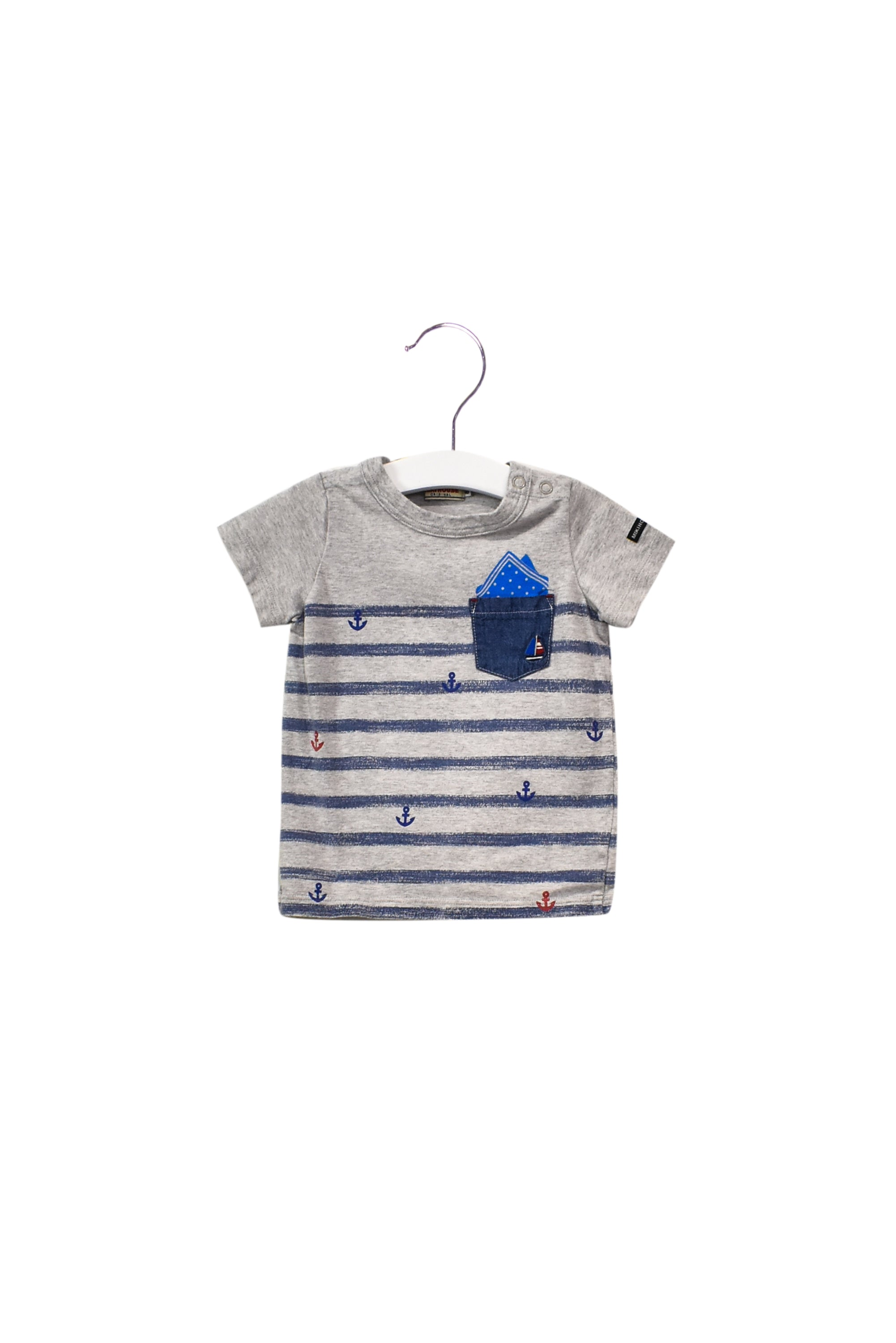 10025894 Miki House Baby~Shirt 12-18M (80cm) at Retykle