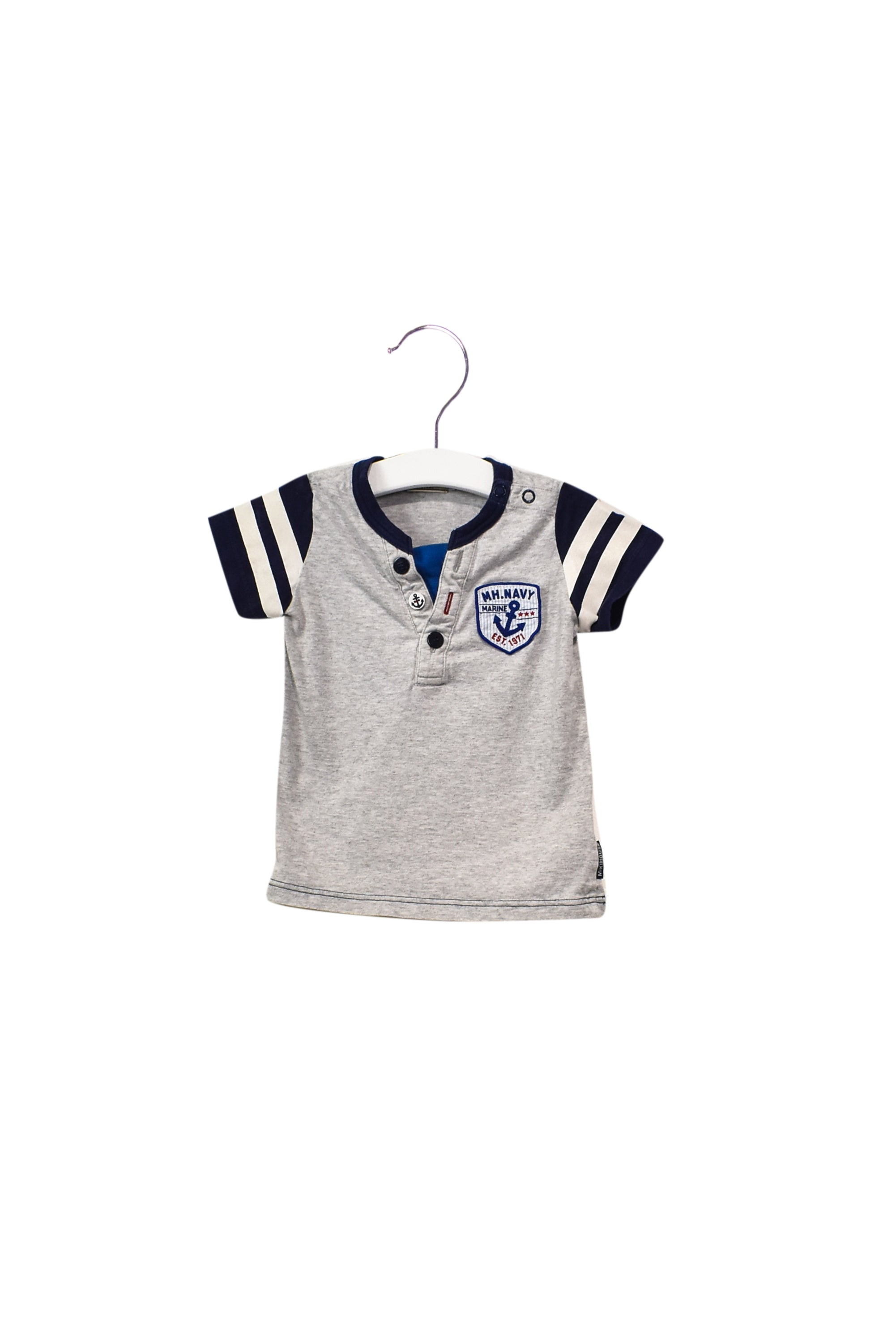 10025895 Miki House Baby~Shirt 12-18M (80cm) at Retykle