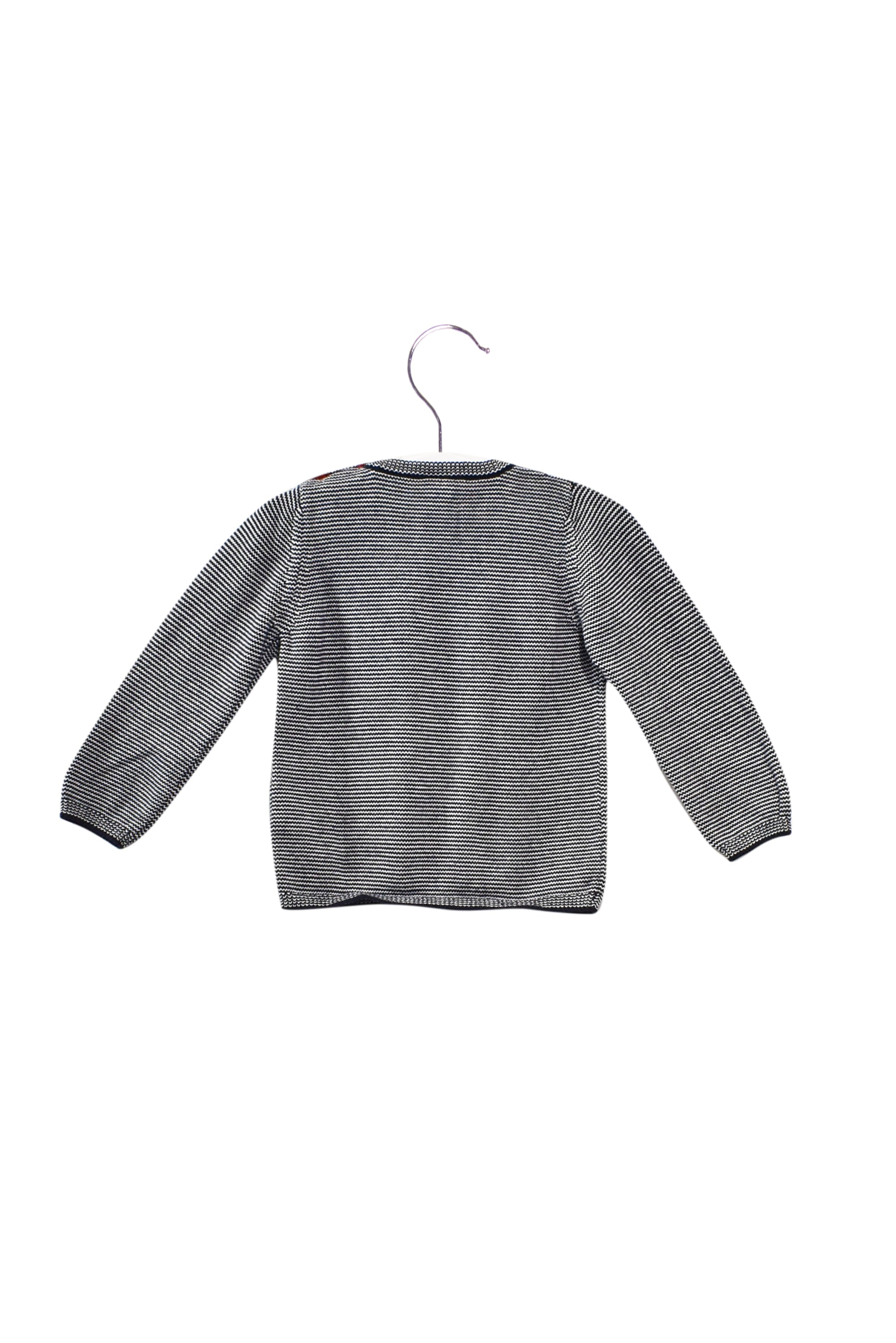 10028007 Petit Bateau Baby~Sweater 18M at Retykle