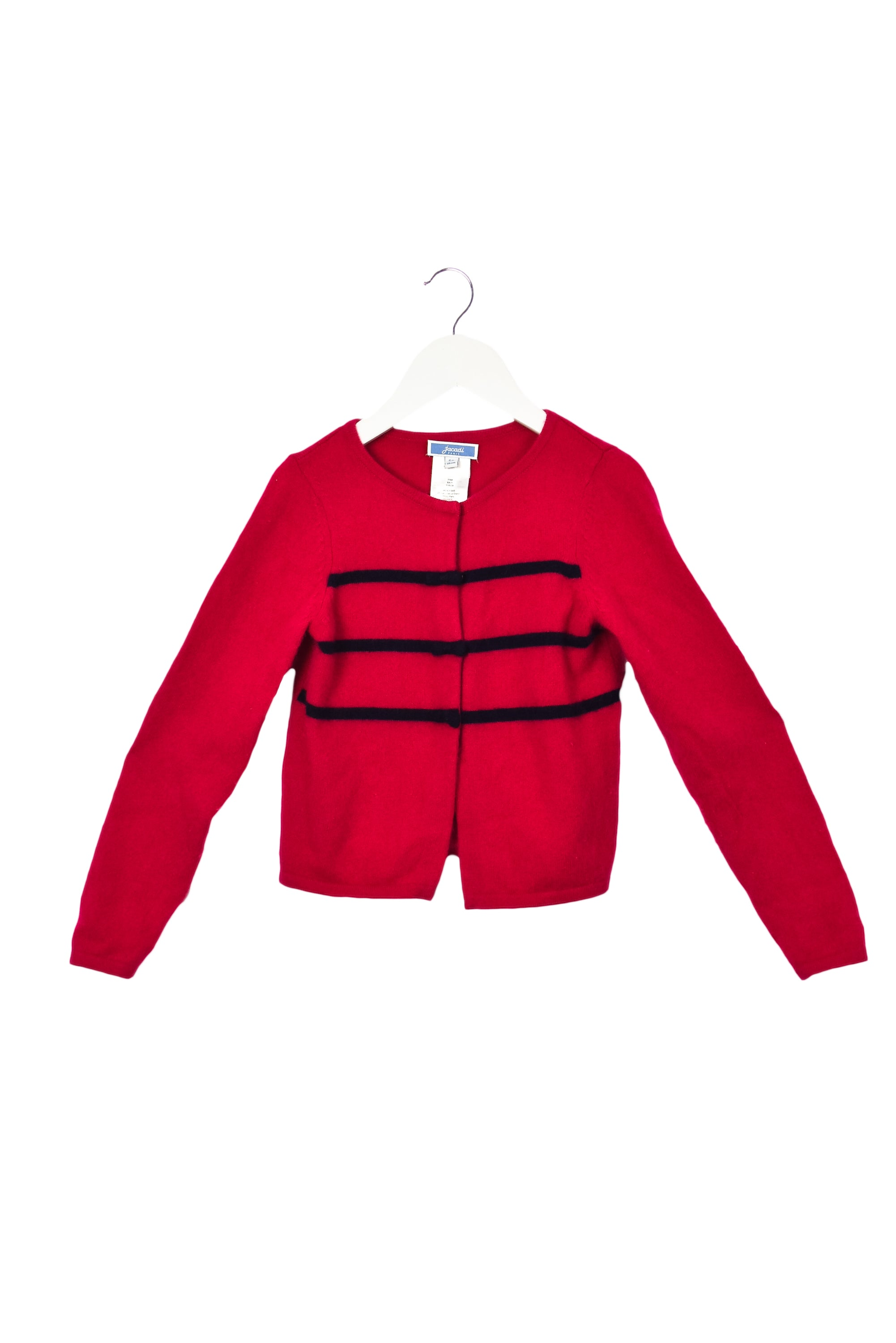 10037956 Jacadi Kids~Cashmere Cardigan 6T at Retykle