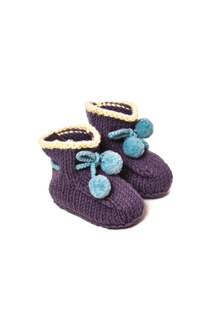 Cardigan and Booties 0-6M
