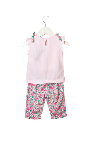Top and Pants 6M
