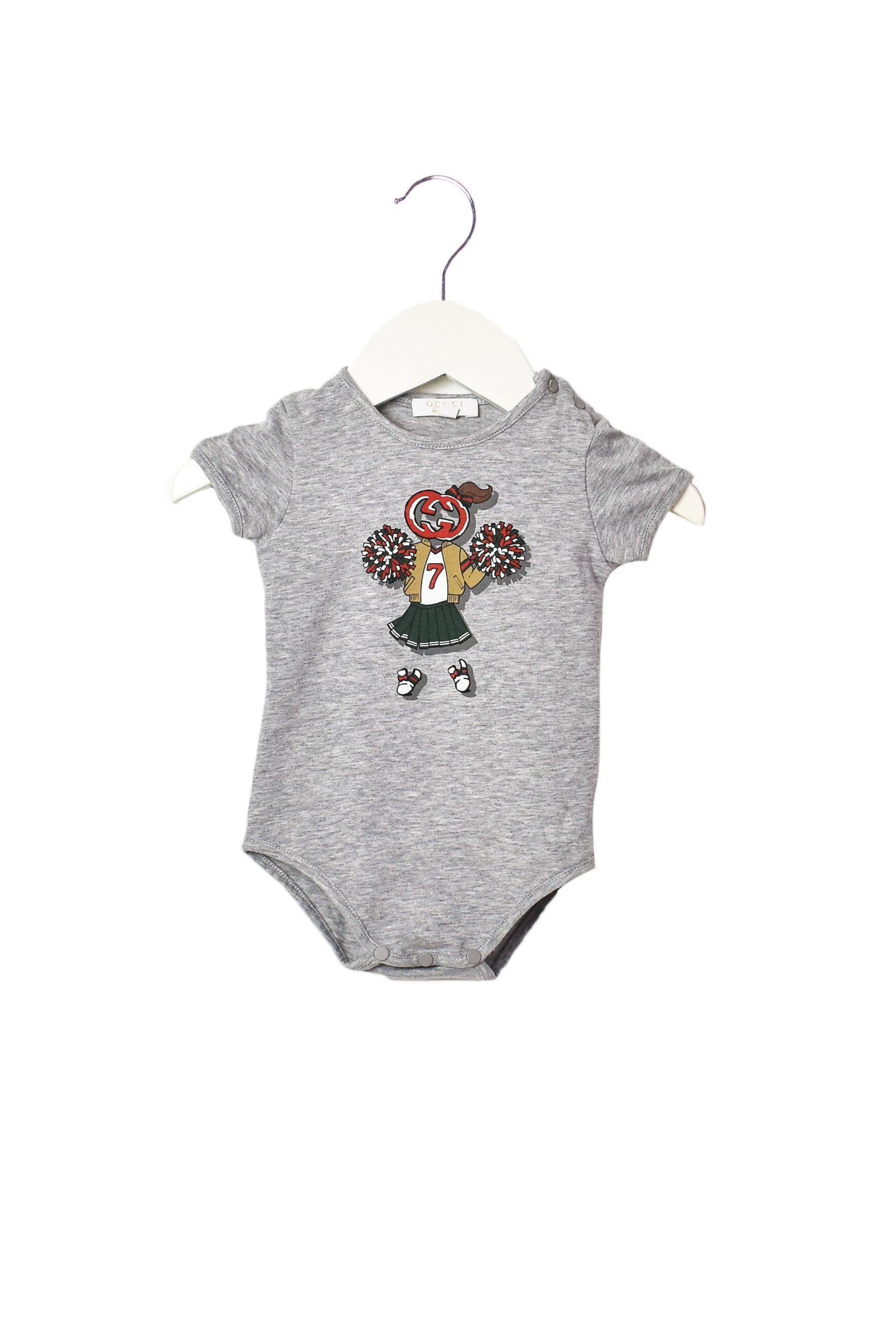 10004185 Gucci Baby~Bodysuit 6-9M, Gucci Retykle | Online Baby & Kids Clothing Hong Kong