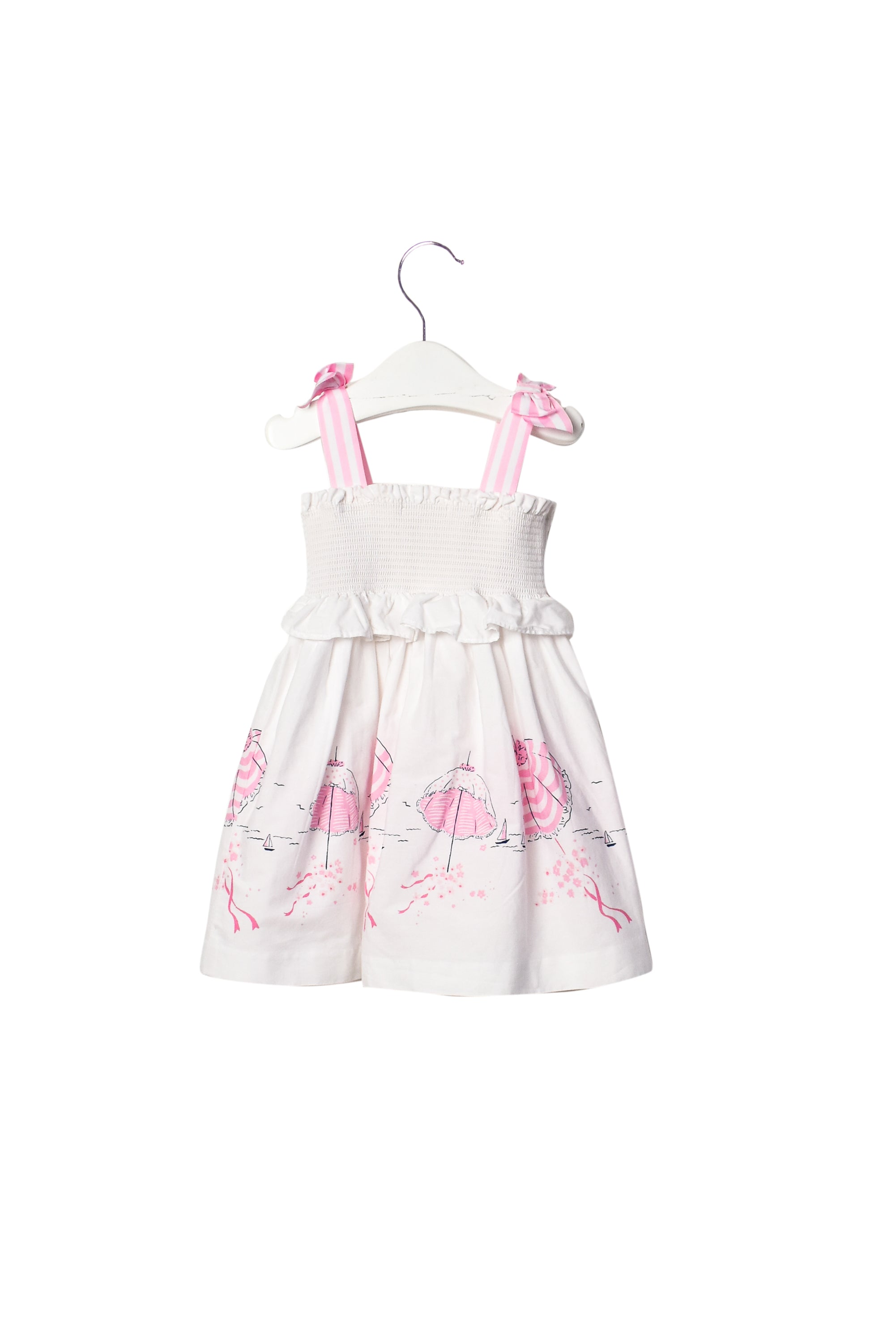 10008148 Janie & Jack Baby ~ Dress 6-12M at Retykle