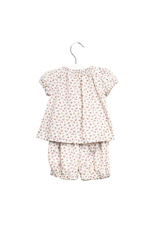 10022318 Bout'Chou Baby~Top and Shorts Set 18M