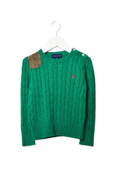 10008366 Ralph Lauren Kids~Sweater 4T at Retykle