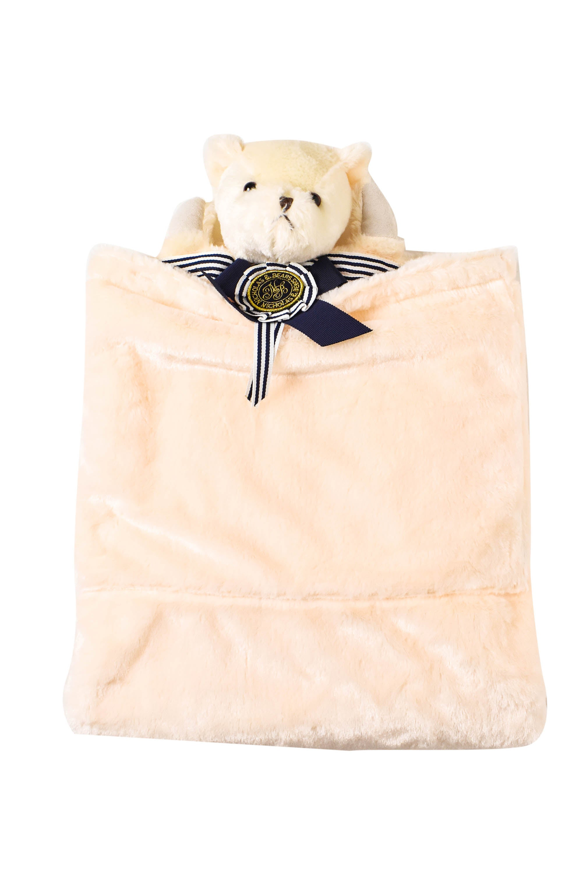 10008368 Nicholas & Bears Baby~Blanket O/S at Retykle