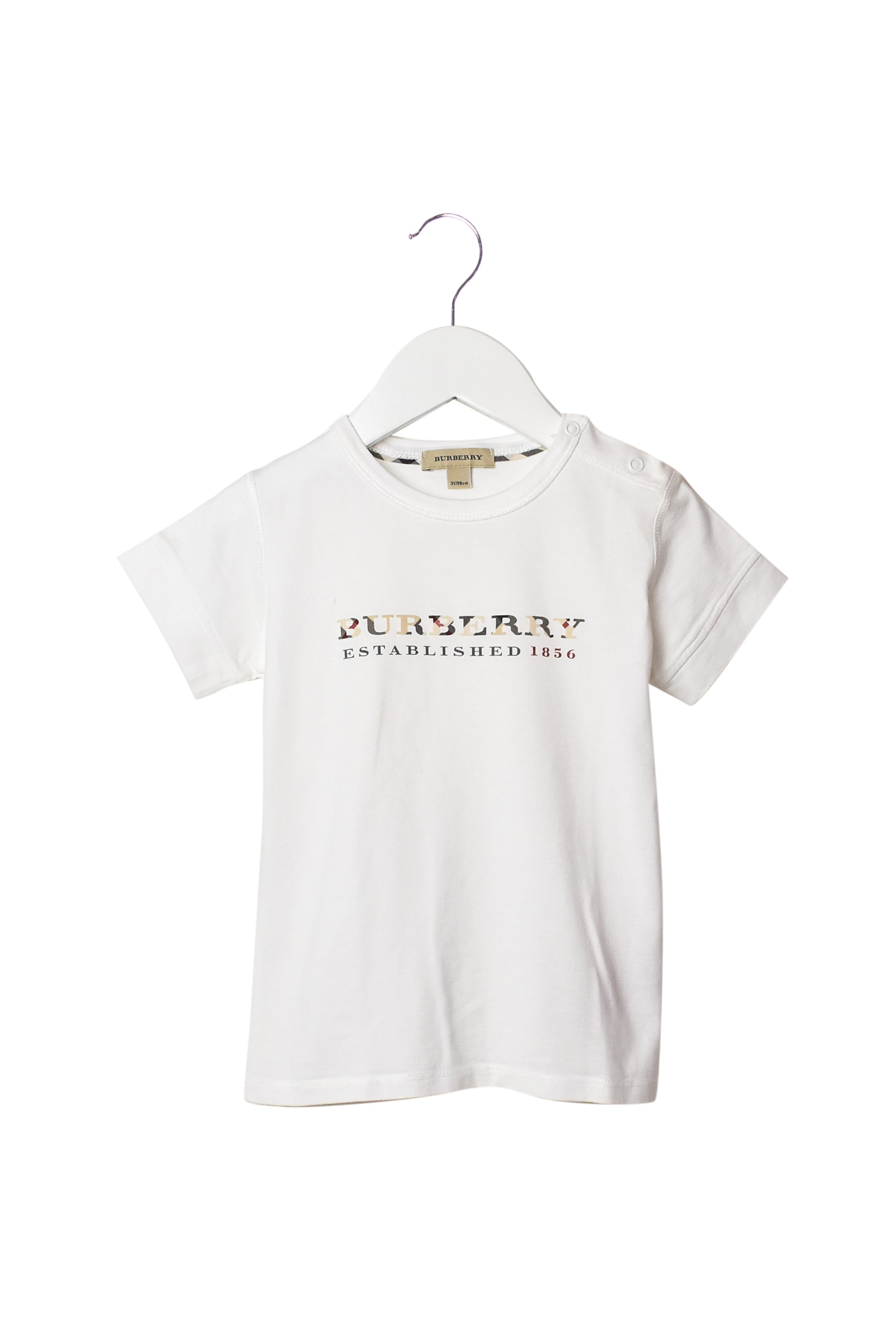 10006804 Burberry Kids~ T-shirt 3T at Retykle