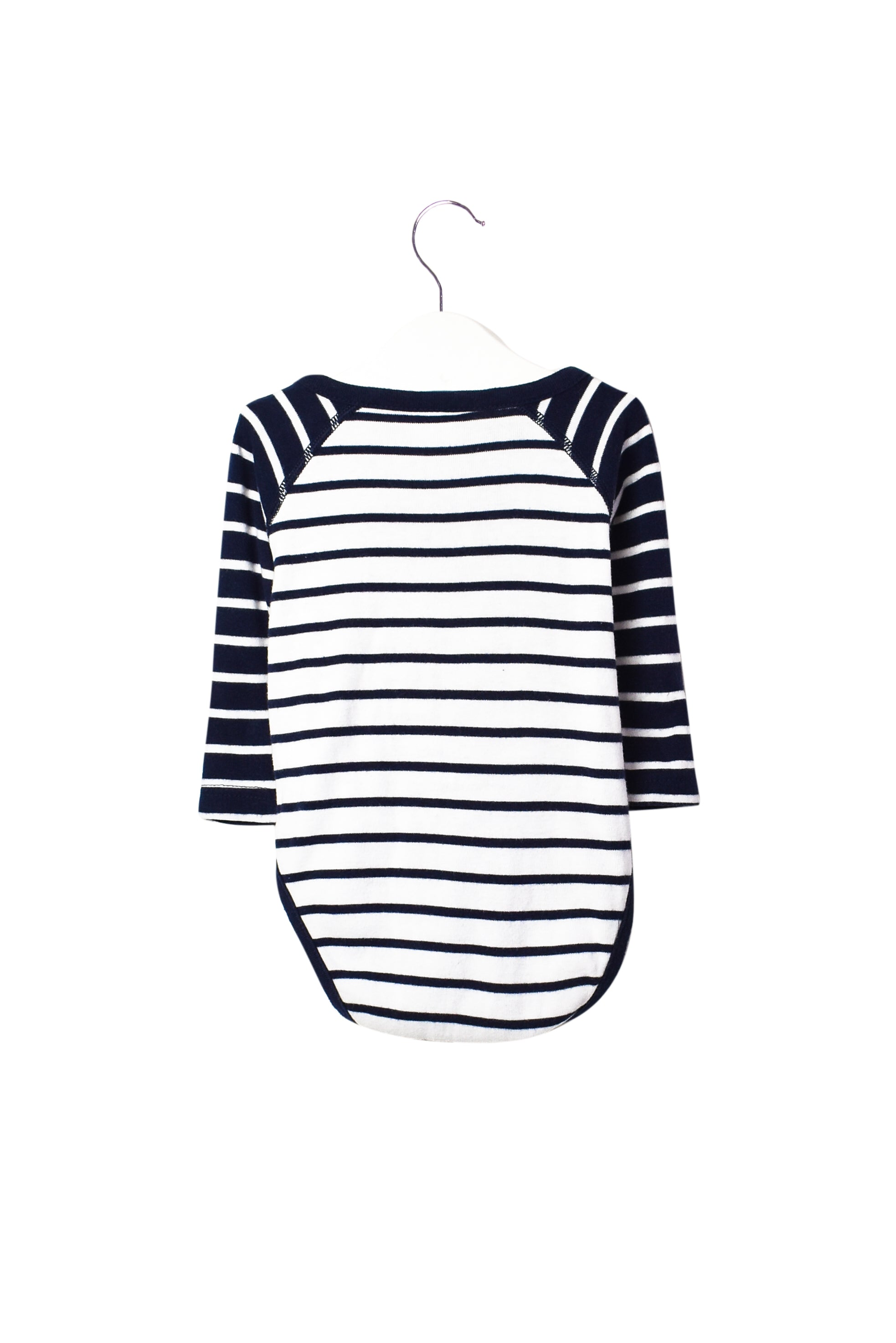 10006445 Hanna Andersson Baby~Bodysuit 3-6M at Retykle