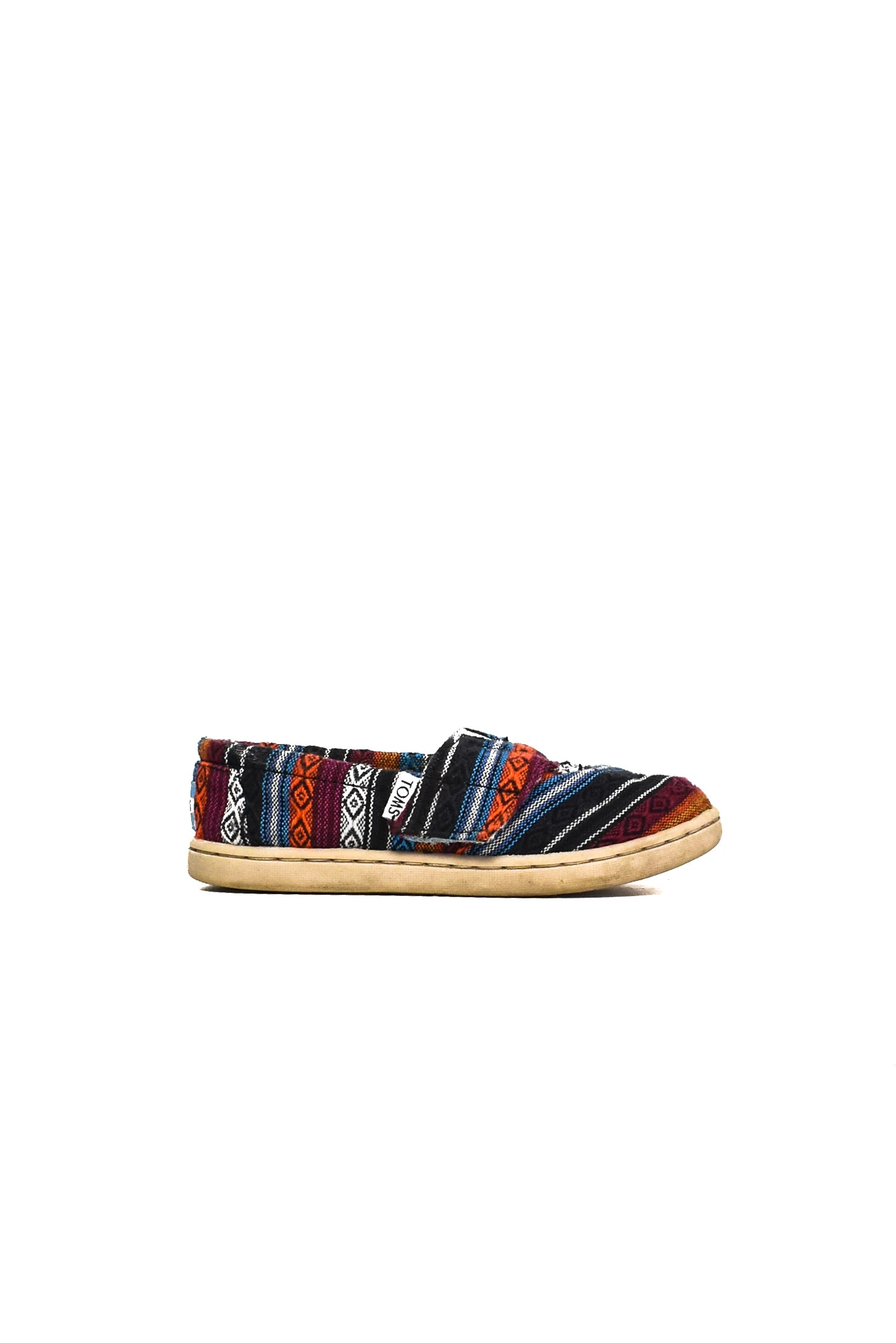 10006450 Toms Kids~Shoes 3-4T (US 9) at Retykle