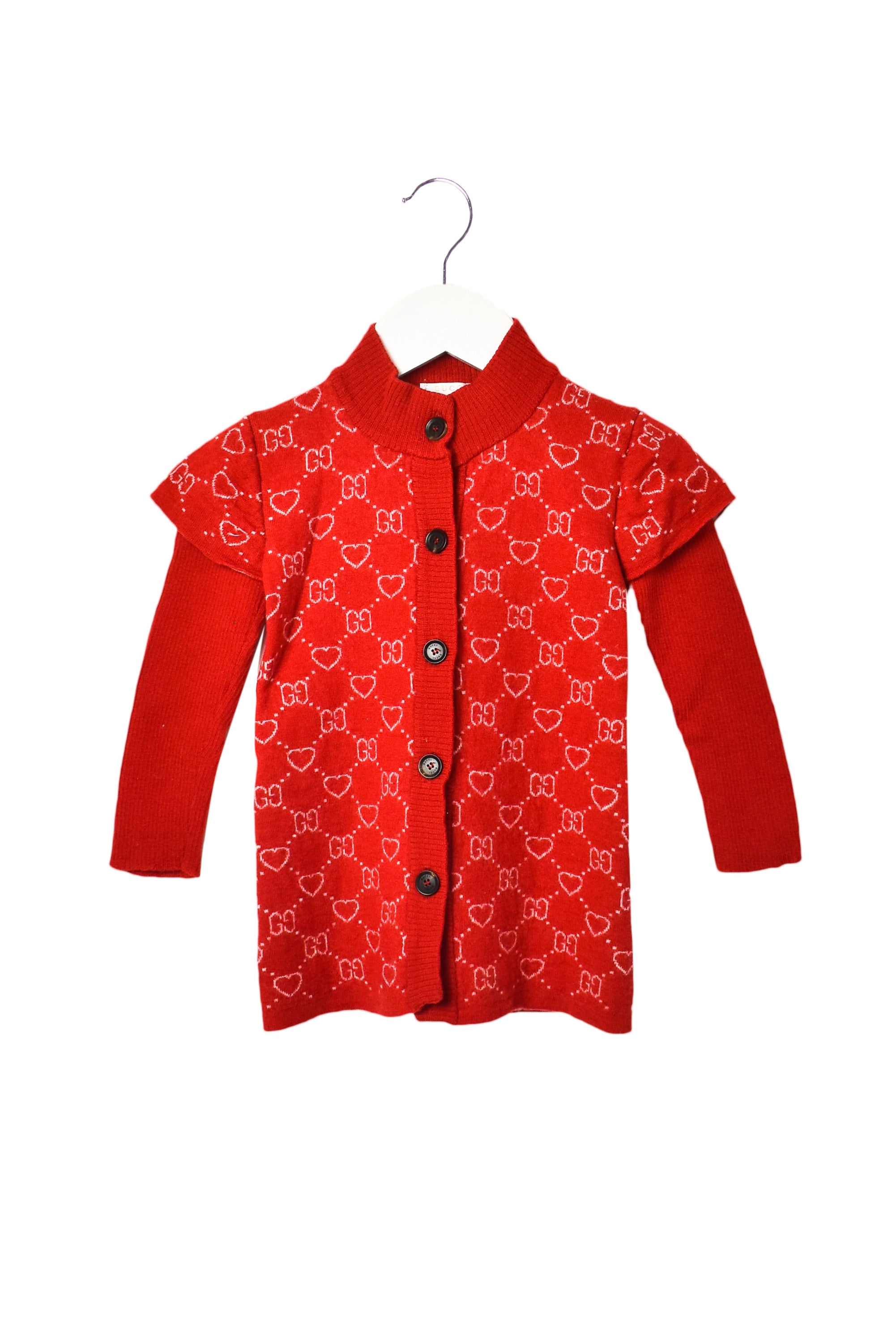 82bb8435c 10004410 Gucci Baby~Cardigan 18-24M at Retykle