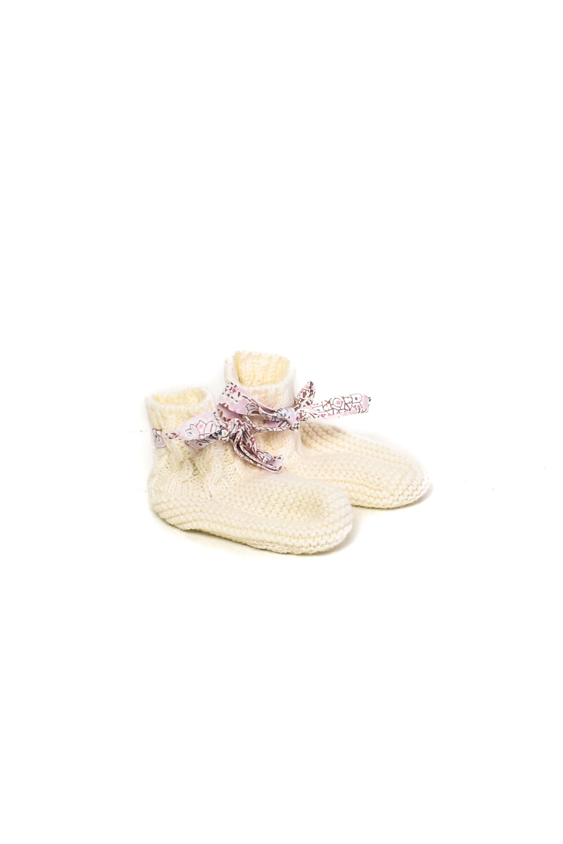 10007713 Jacadi Baby~ Booties 0-6M (EU 16-17) at Retykle