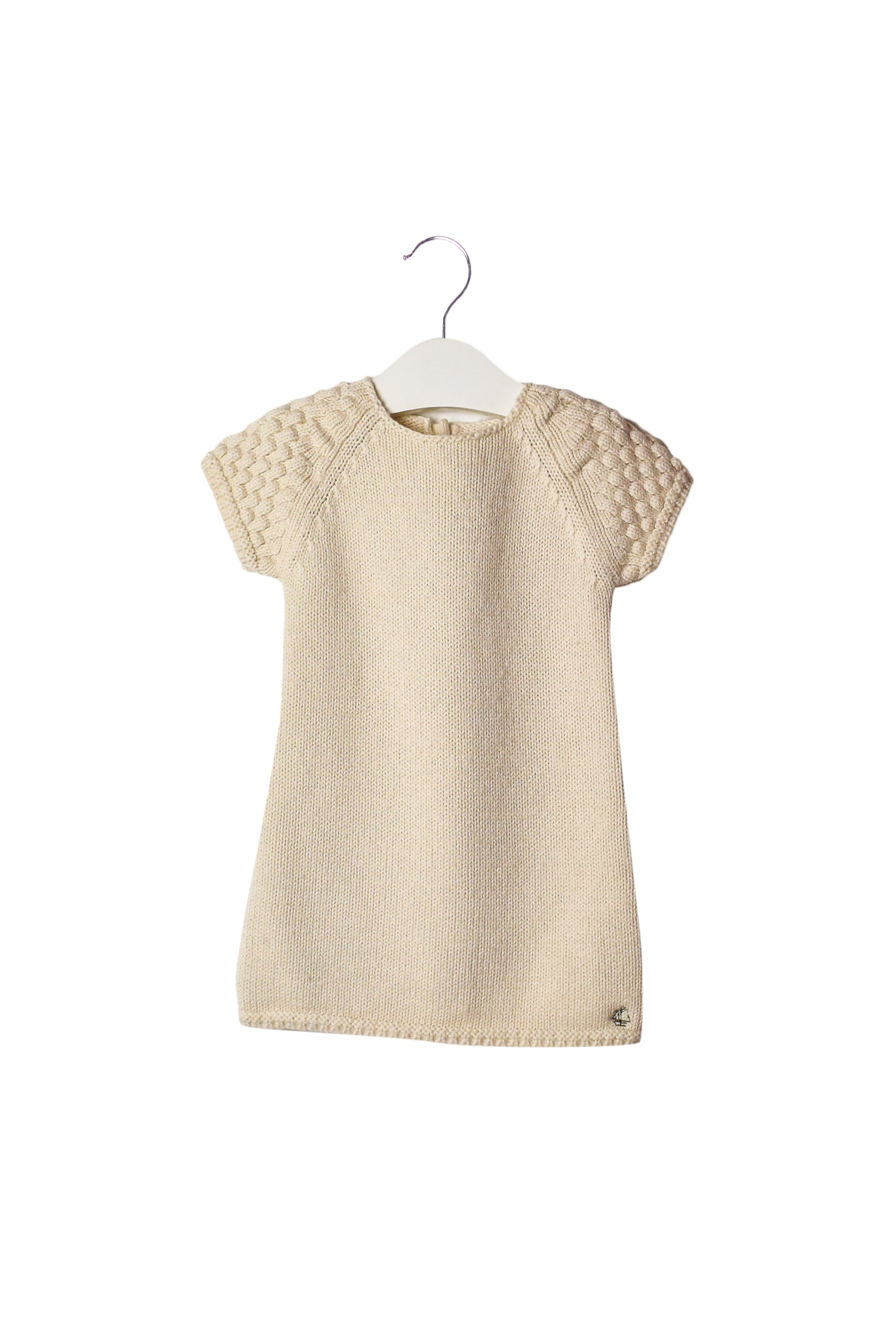 10007168 Petit Bateau Baby~ Dress 12-18M at Retykle