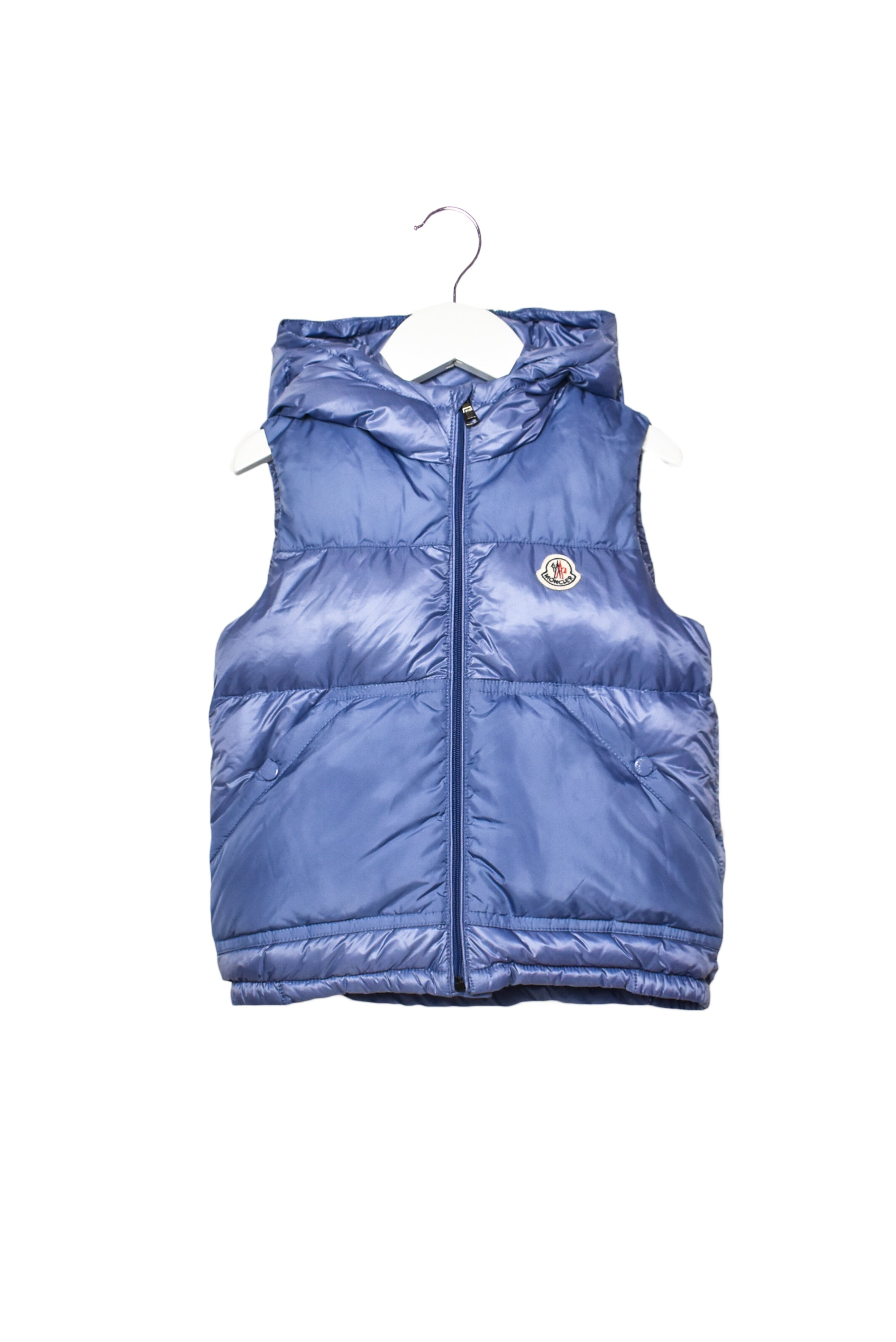 10012064 Moncler Kids~Puffer Vest 3T at Retykle
