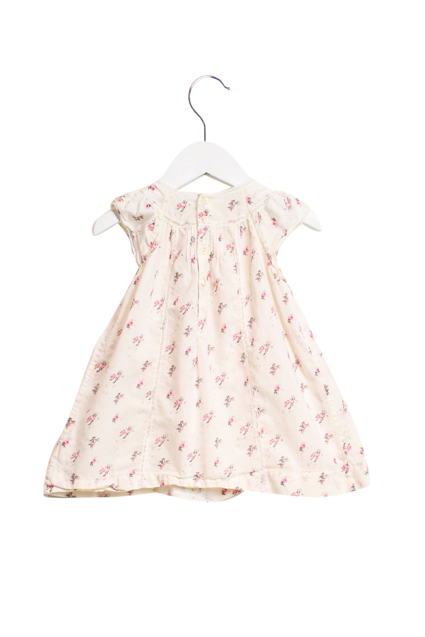 10019718 Bonpoint Baby~Dress and Bloomer 18M at Retykle