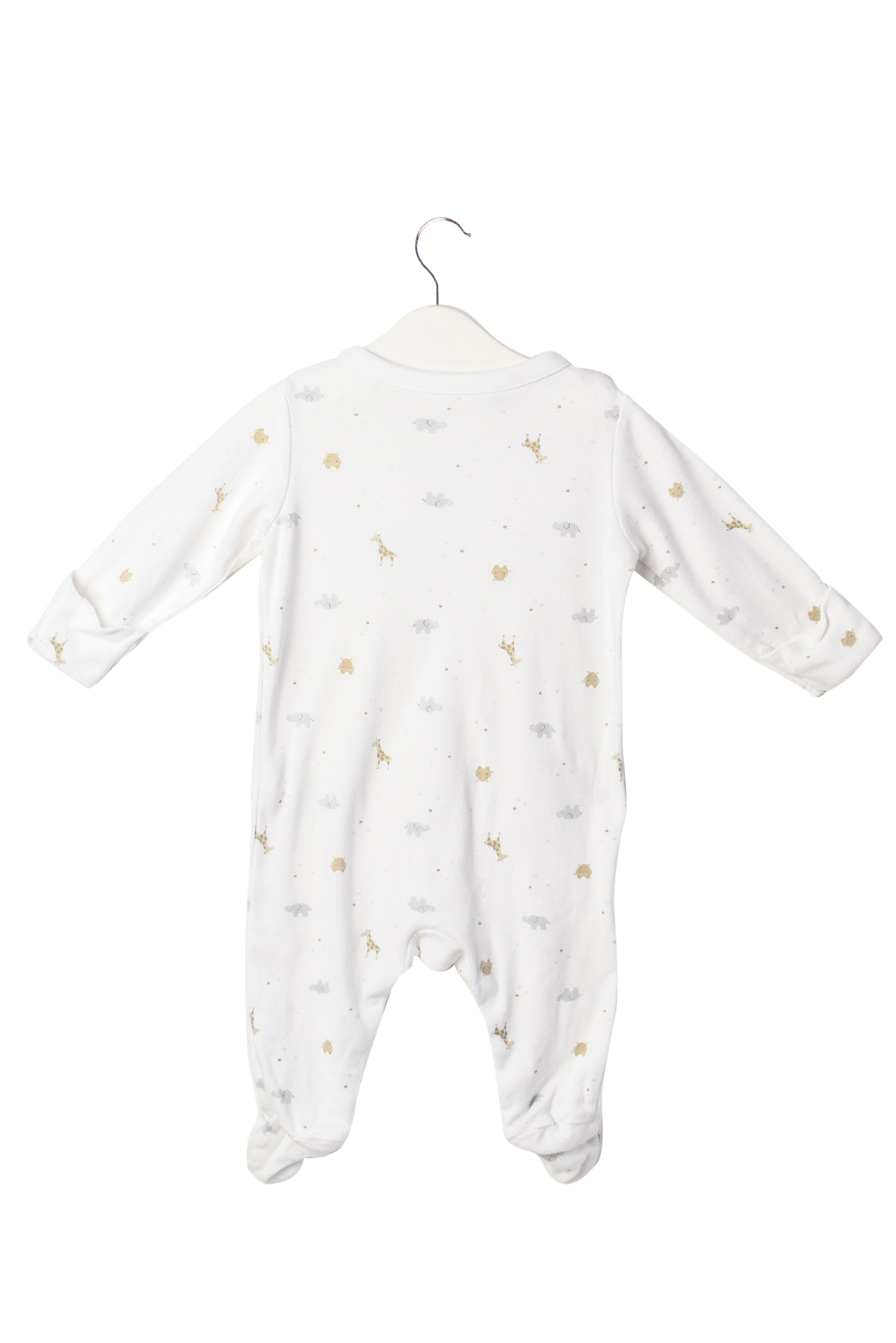 10004848 The Little White Company Baby~Jumpsuit 3-6M, The Little White Company Retykle | Online Baby & Kids Clothing Hong Kong