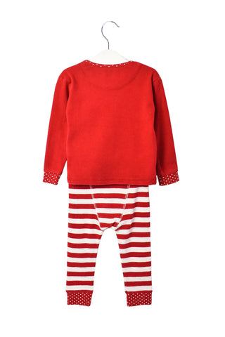 10005025 Petit Lem Baby~Top and Pants 12M at Retykle
