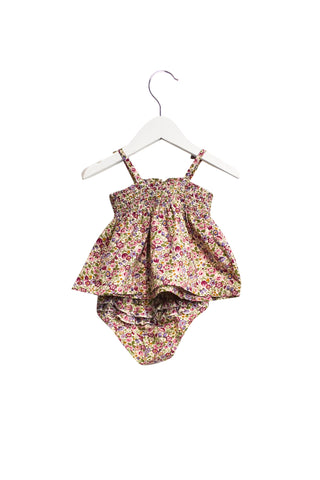 10022183 Bonidee Baby~Top and Bloomer Set 6-9M at Retykle