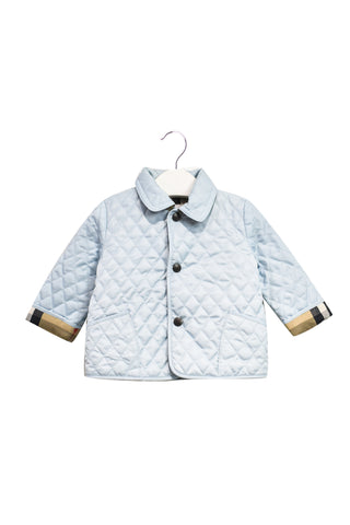 10020035 Burberry Baby~Coat 6M at Retykle