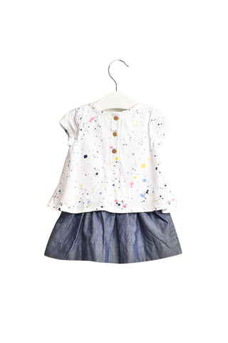 10018764 Jean Bourget Baby~Dress 12M at Retykle