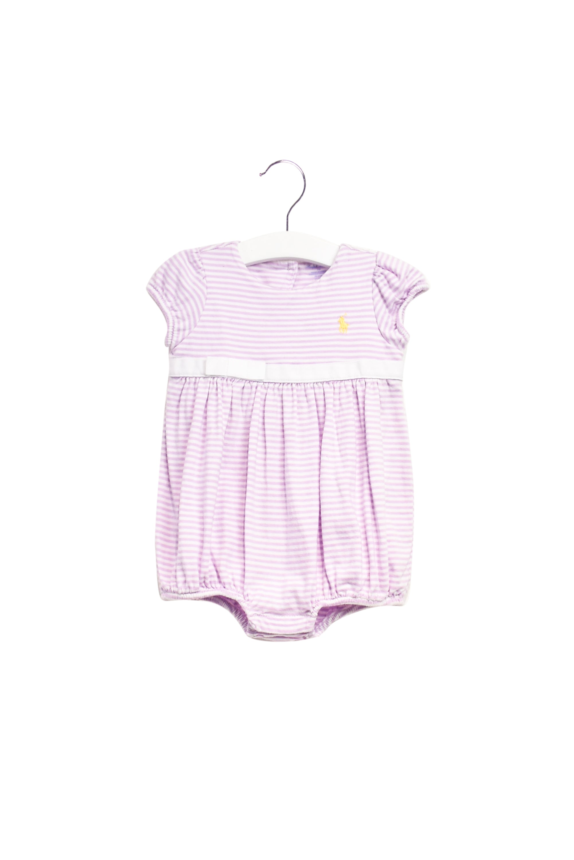 10023491 Ralph Lauren Baby~Romper 9M at Retykle