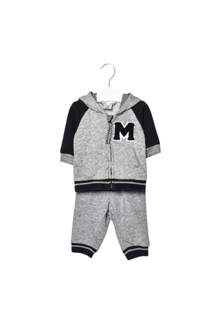 10011398 Little Marc Jacobs Baby~Sweatshirt and Pants Set 3M at Retykle
