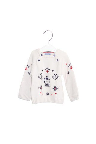 10015756 Jacadi Baby ~ Sweater 18M at Retykle