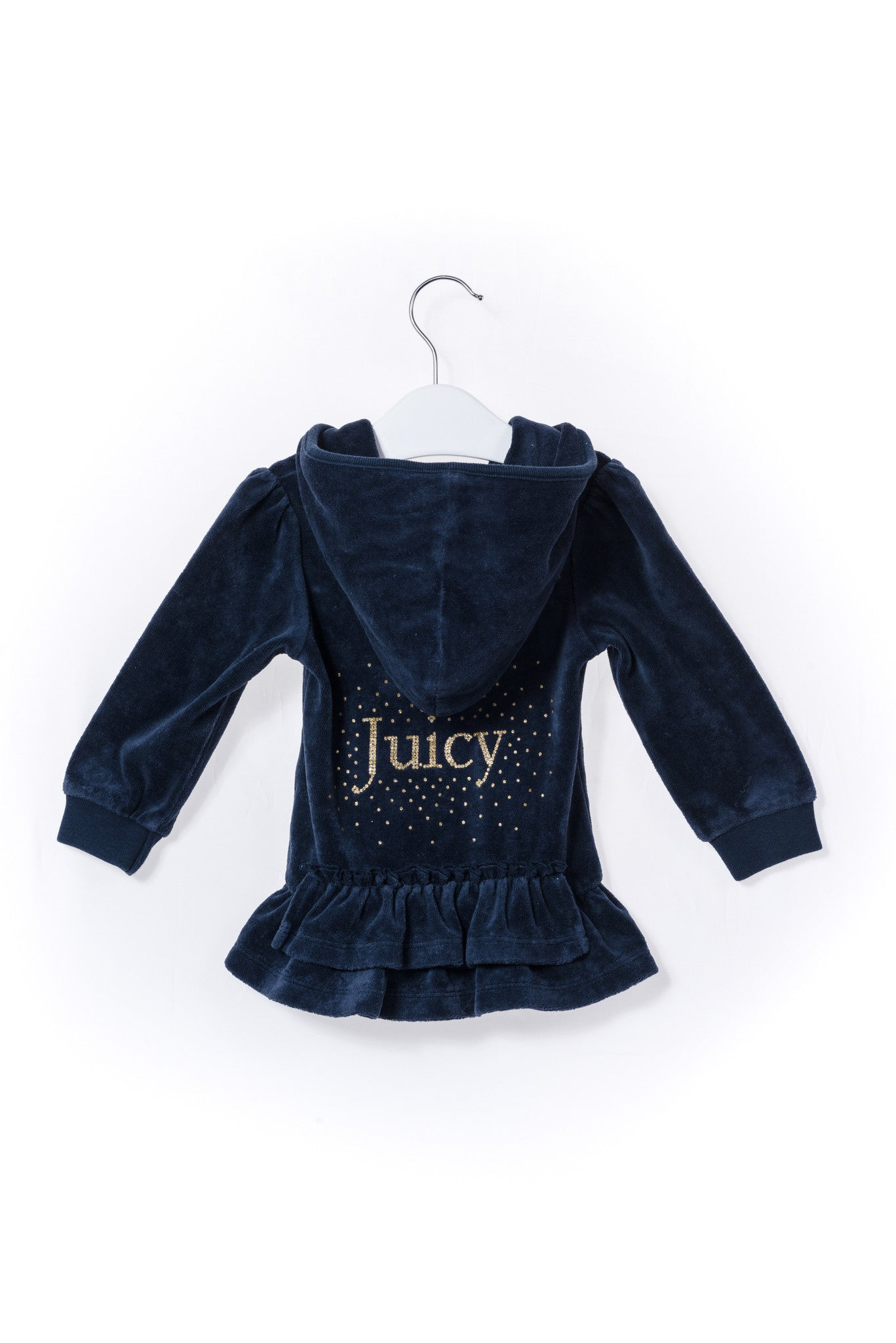 10001199 Juicy Couture Baby~Sweatshirt 12-18M at Retykle