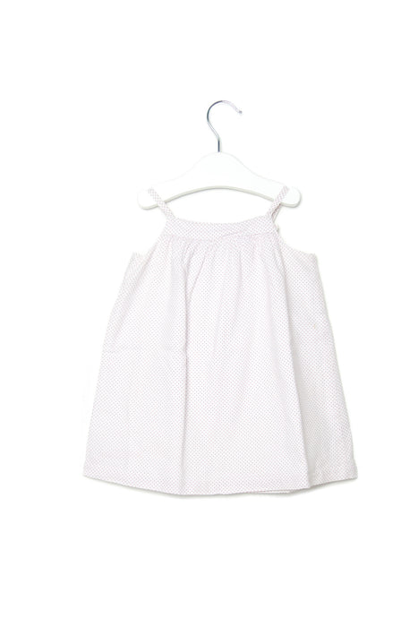 10001933 The Little White Company Baby~Dress and Bloomer 9-12M at Retykle