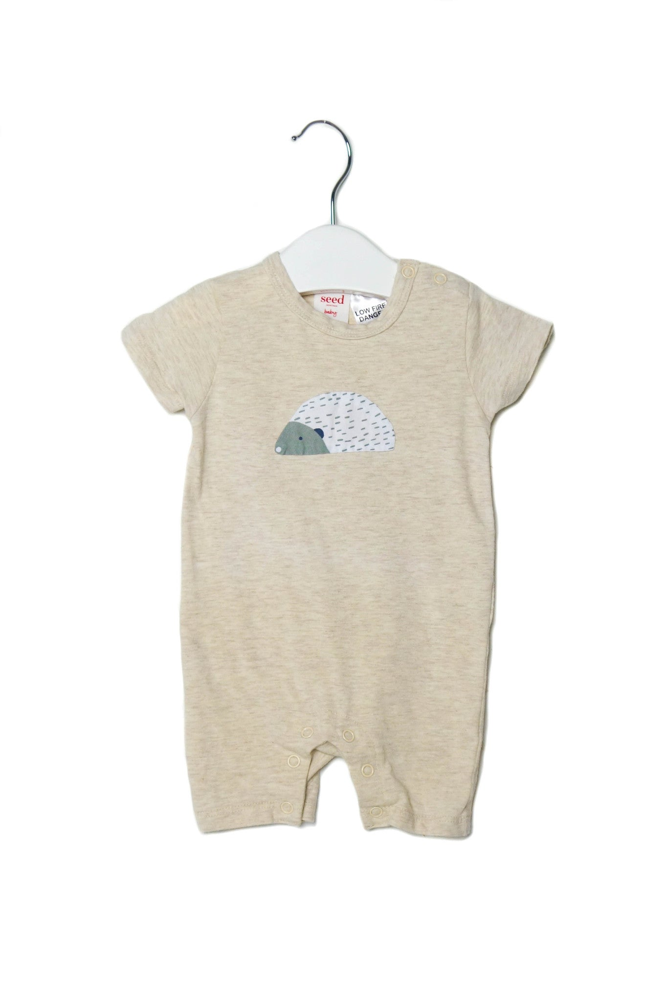 10002151 Seed Baby~Romper 3-6M at Retykle
