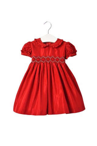 10005557 Gusella Baby~Dress 6-18M at Retykle