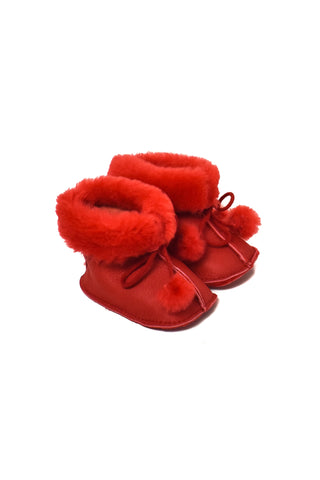 10005657 Gusella Baby~Booties 0-12M (EU 16-19) at Retykle