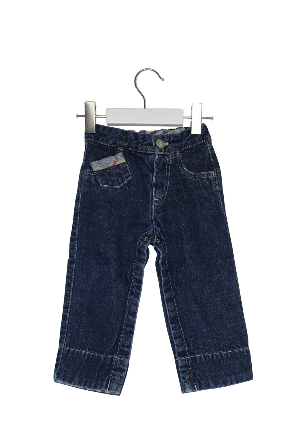 10001387 Burberry Baby~Jeans 12M at Retykle
