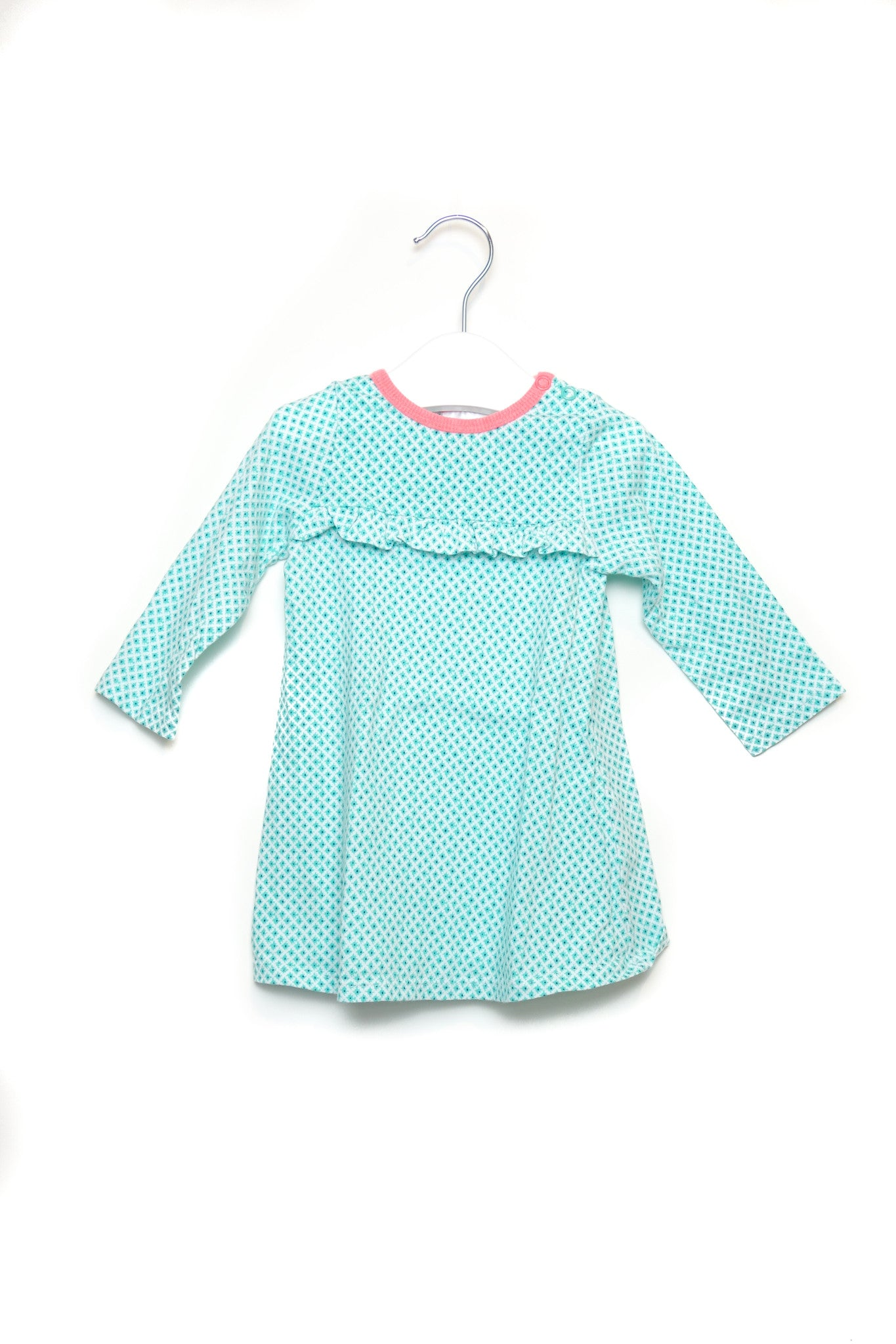 10001450 Seed Baby~Dress 3-6M at Retykle