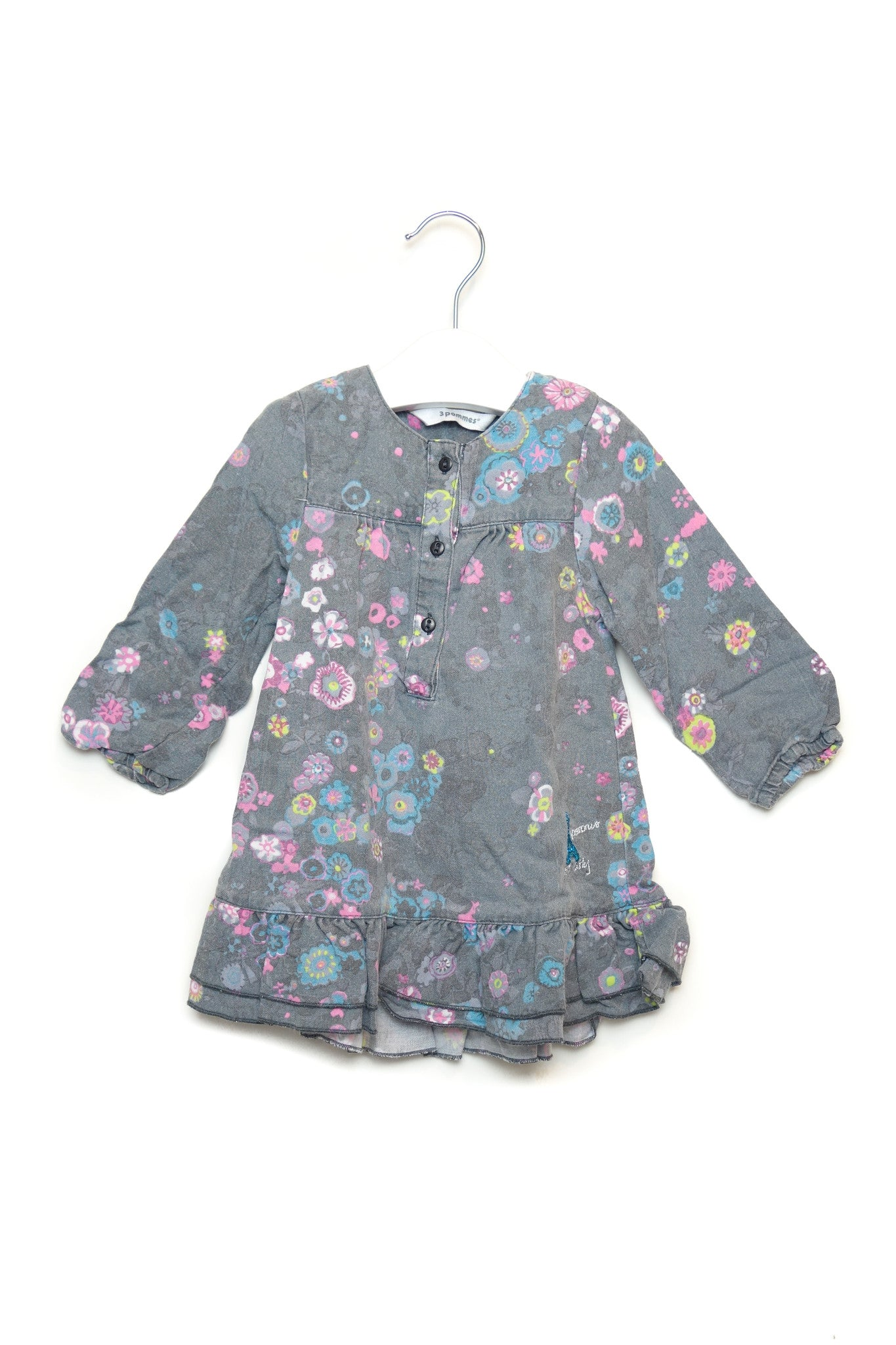 10001406~Dress 3-6M, 3 Pommes at Retykle - Online Baby & Kids Clothing Up to 90% Off