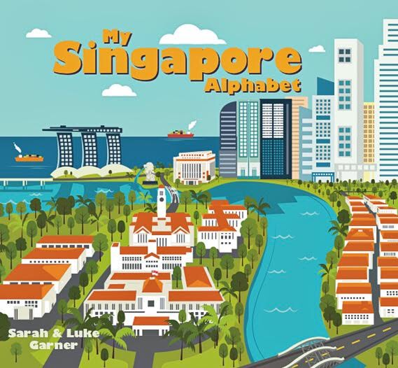 My Singapore Alphabet Book at Retykle
