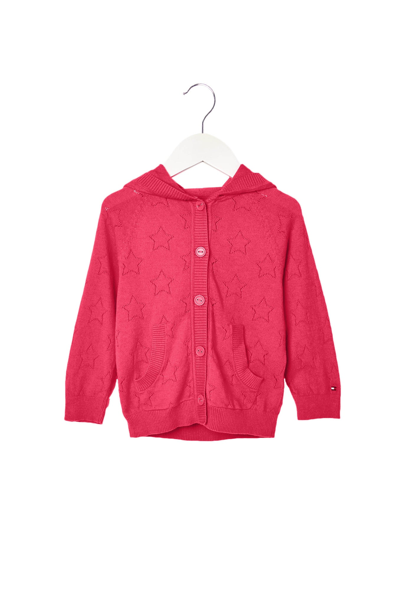 10003619 Tommy Hilfiger Kids~Cardigan 2T at Retykle