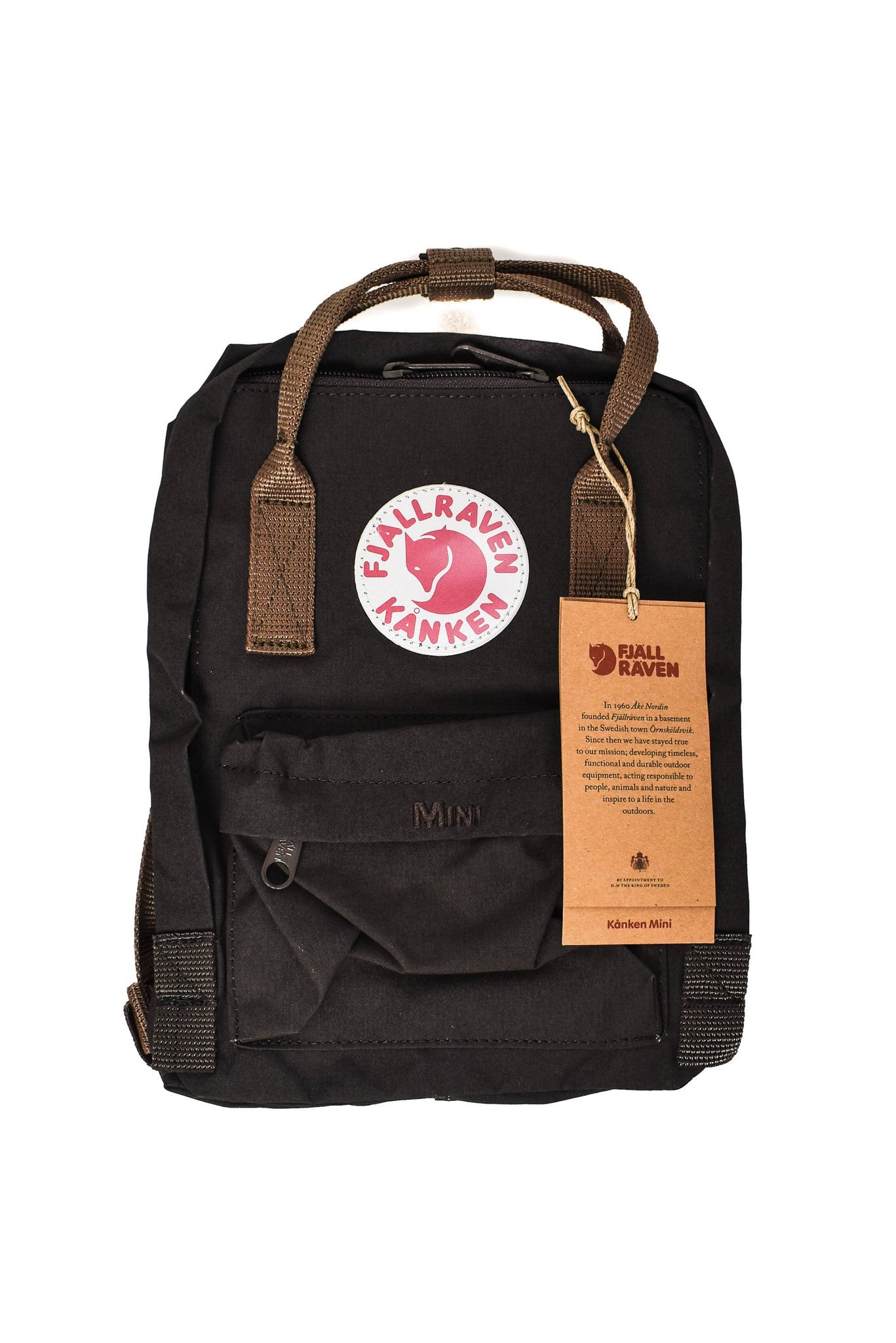 10003630 Fjallraven Kids~Mini Kanken Backpack O/S at Retykle
