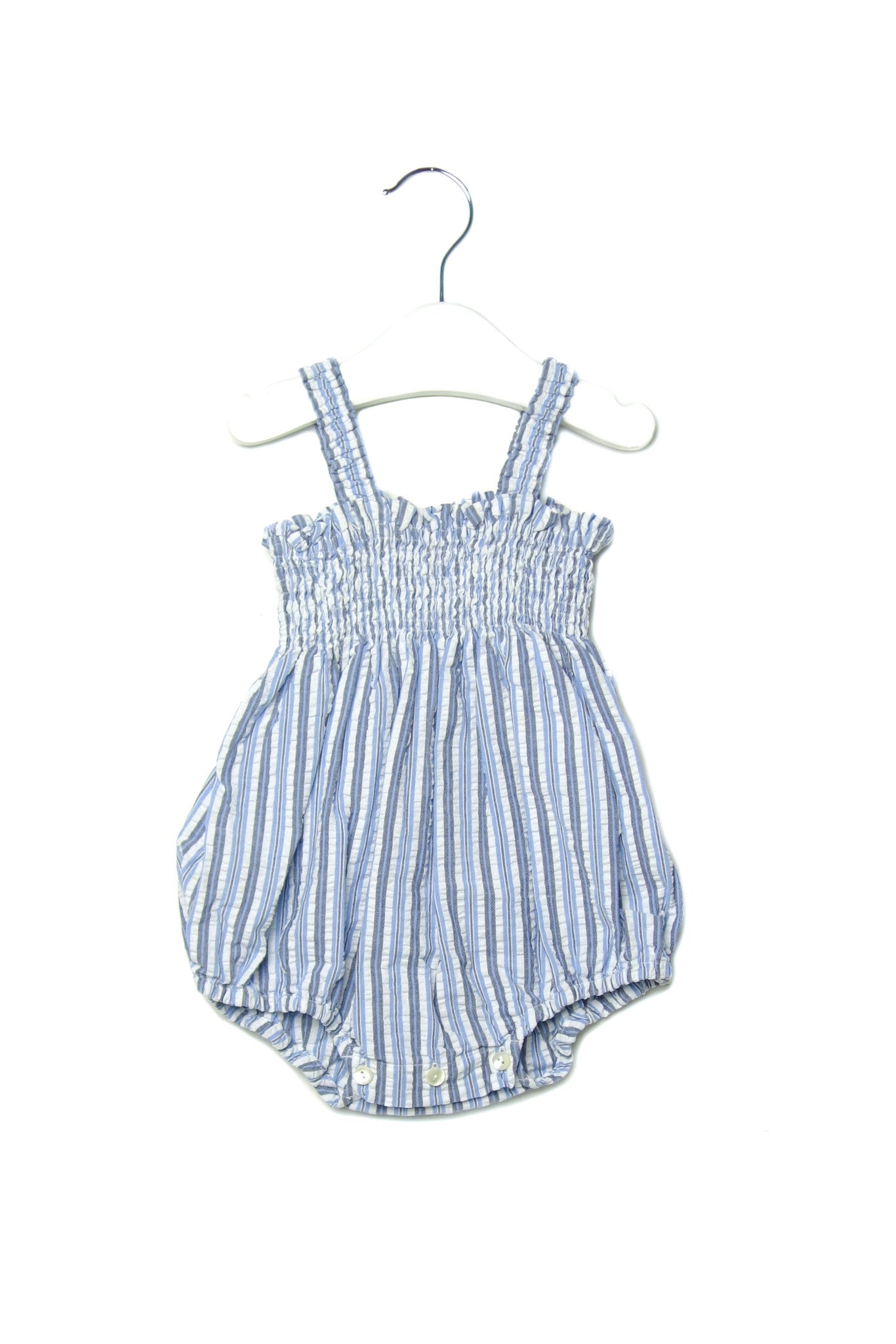 10002039 Loretta Caponi Baby~Romper 9M at Retykle