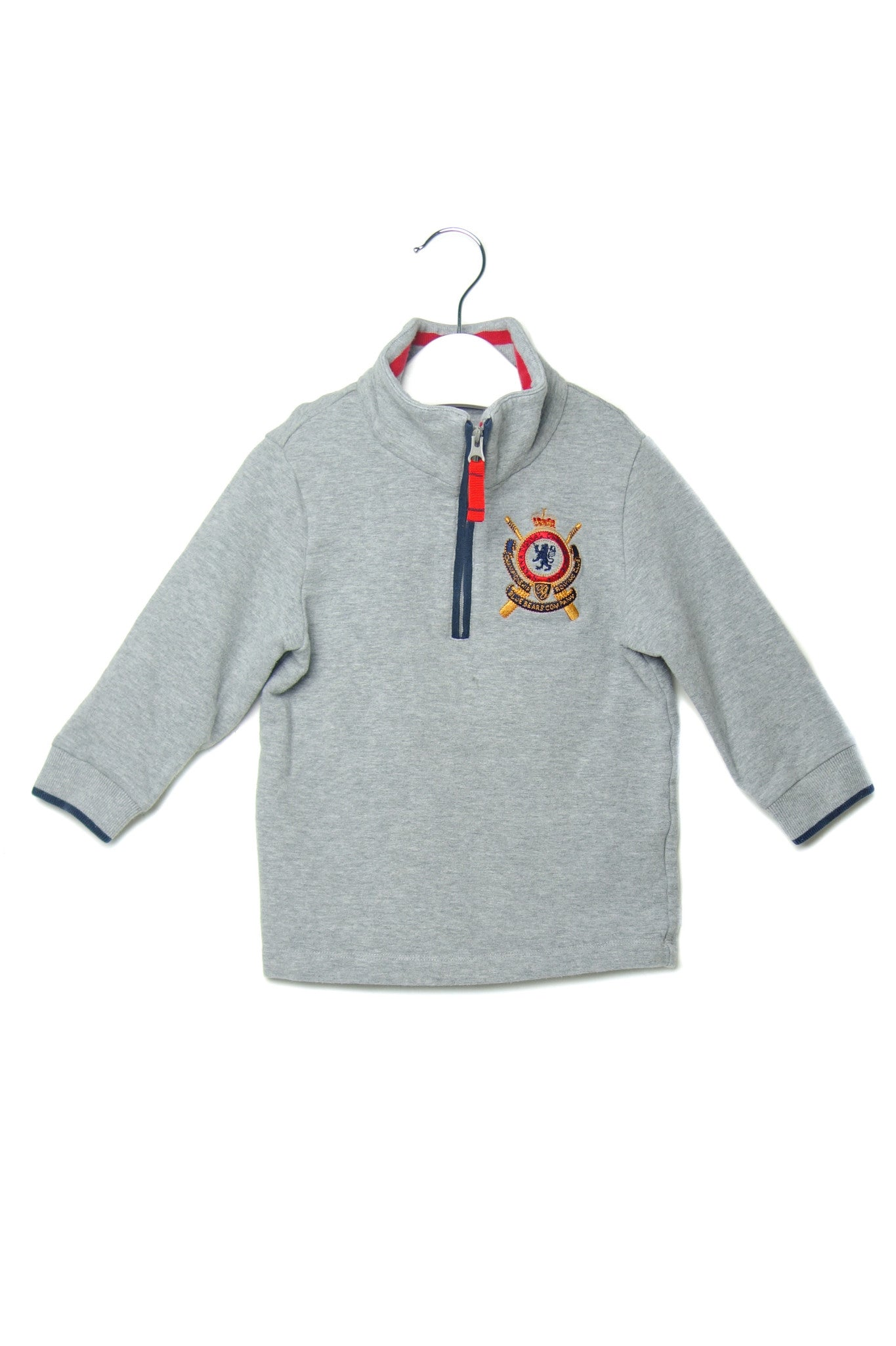 100012032 Nicholas & Bears Kids~Sweatshirt 2T at Retykle