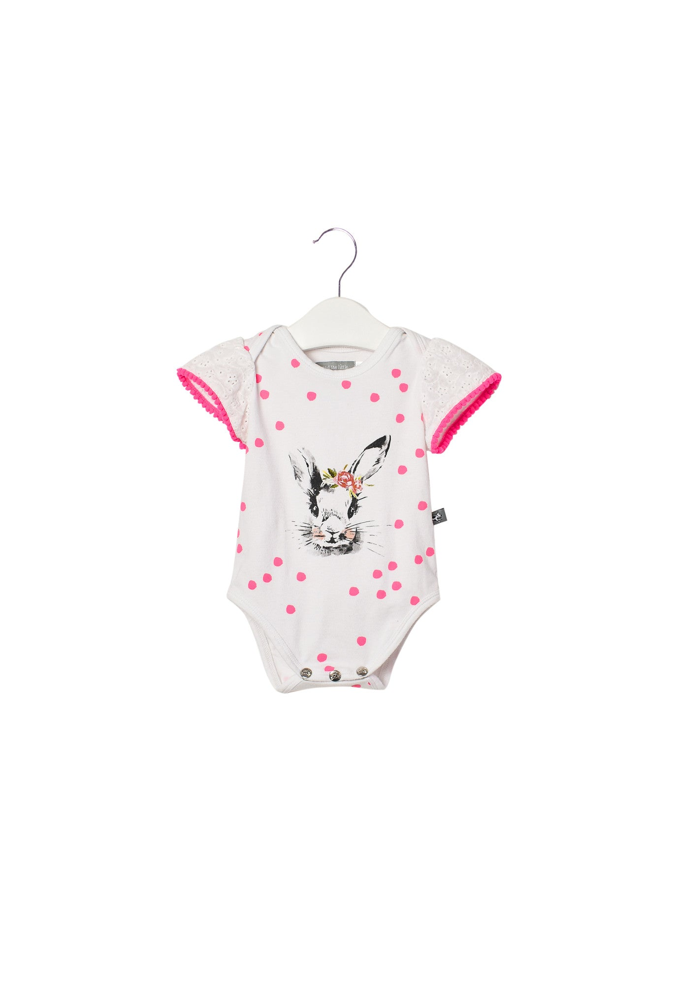 10003521 and the little dog laughed Baby~Bodysuit 0-3M at Retykle