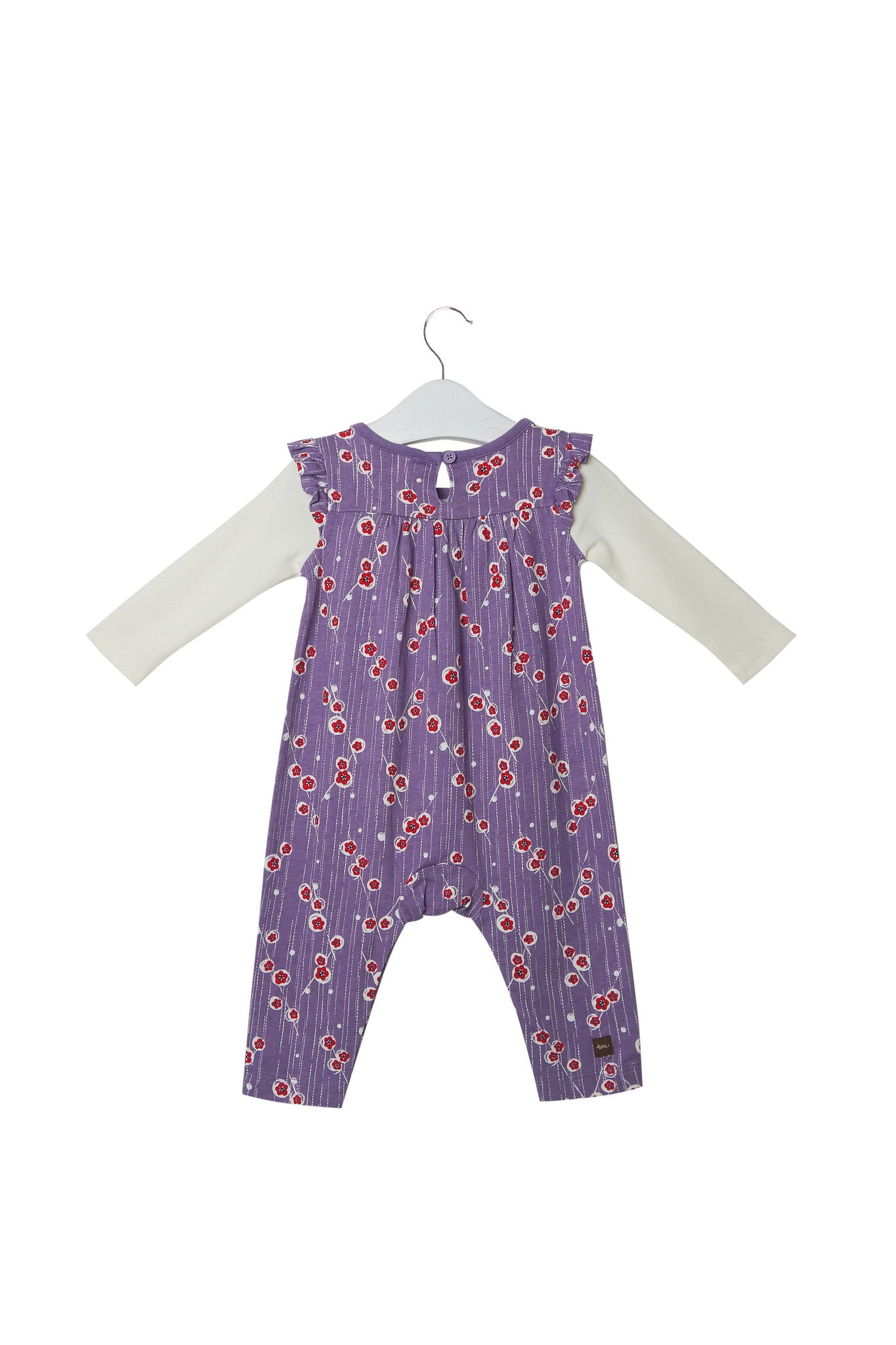 10002929 Tea Baby~Jumpsuit 3-6M at Retykle