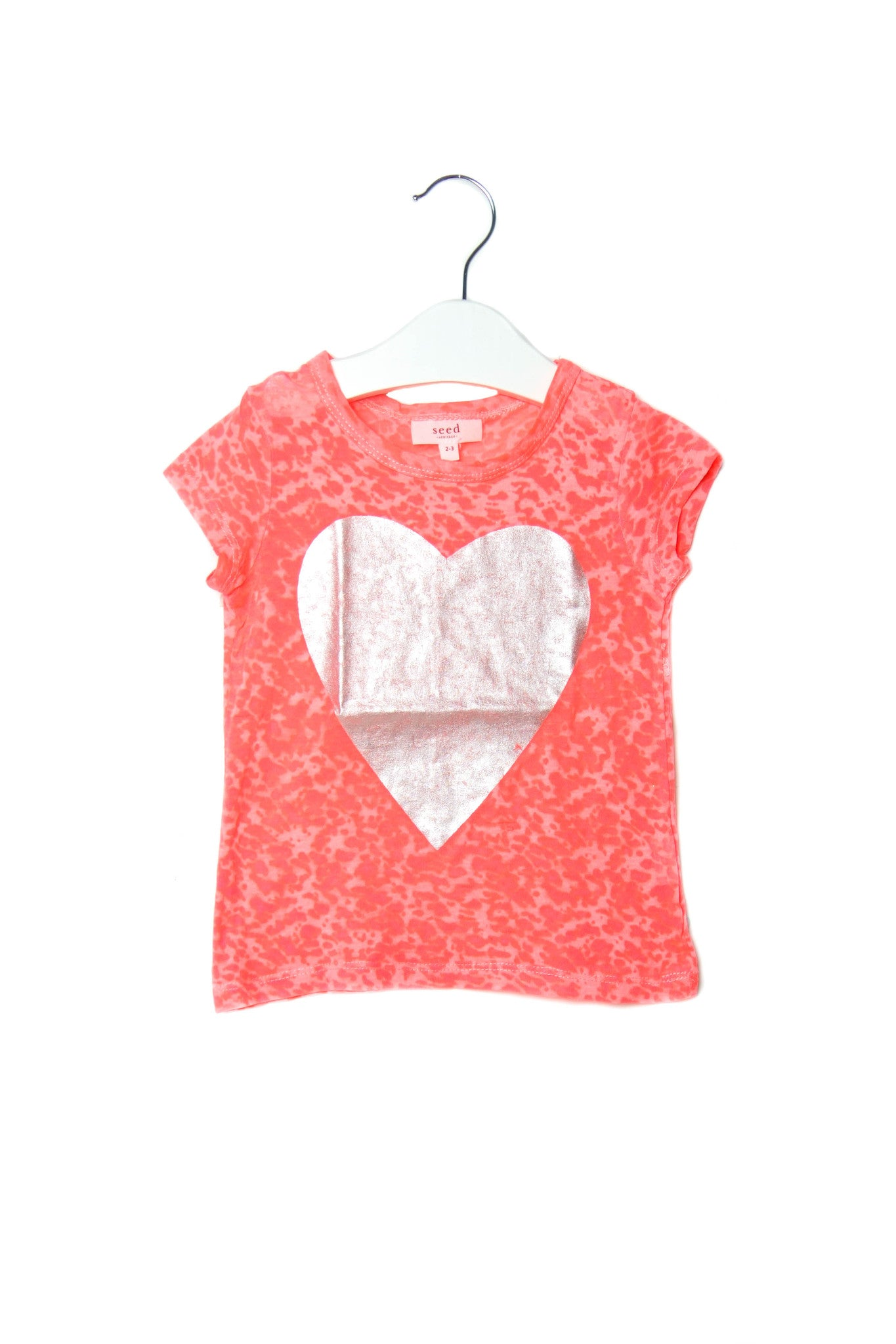 10001410 Seed Kids~T-Shirt 2-3T at Retykle