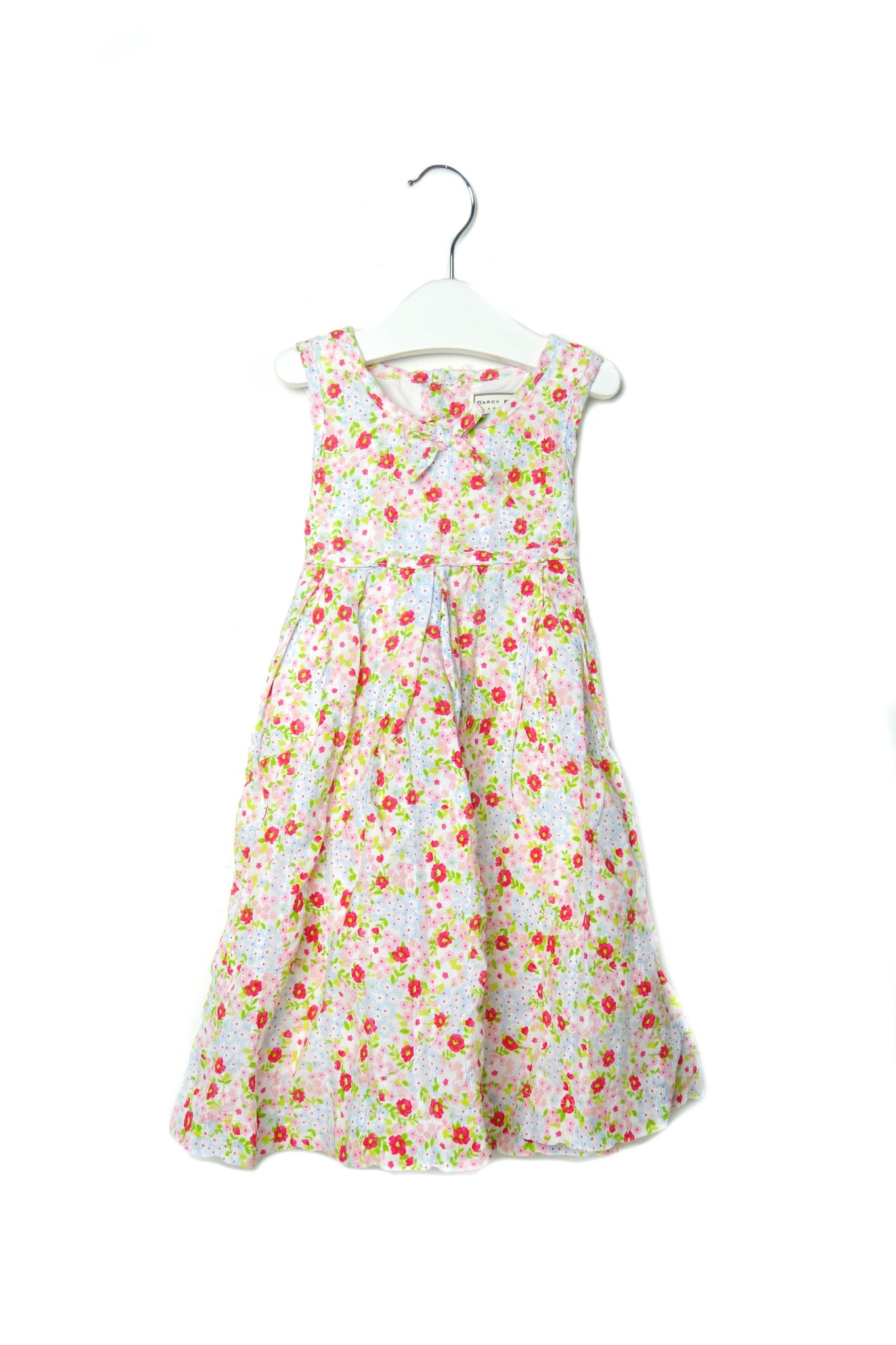 10001481 Darcy Brown Baby~Dress 18M at Retykle